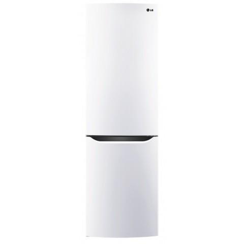 LG GA-B409SVCA Двухкамерный холодильник